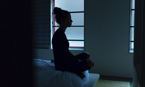 meditate in the morning