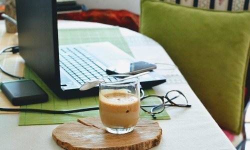 save money working from home